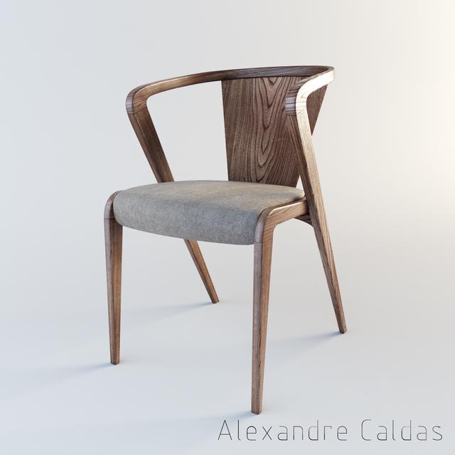 3d Models Chair Root By Alexandre Caldas