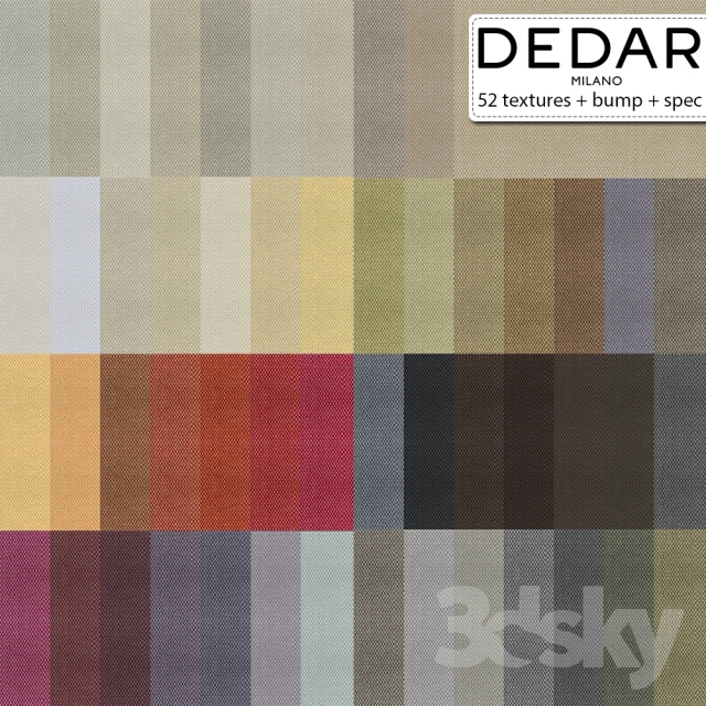 Fabric Dedar Fifty