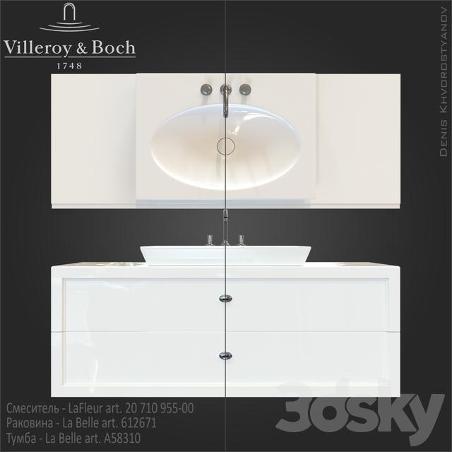 3d Models: Bathroom Furniture