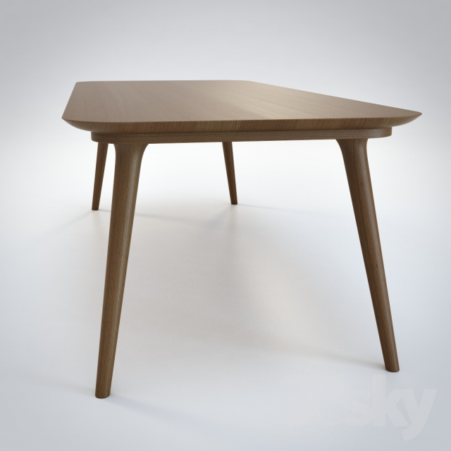 3d models Table Moooi Zio Dining Table : 24983155510116a092f from 3dsky.org size 640 x 640 jpeg 141kB