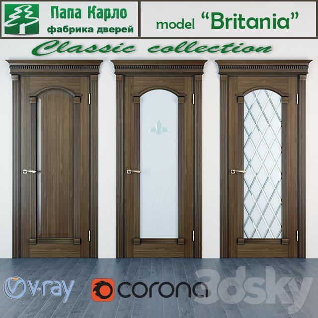 Door Britania (Series Classic)