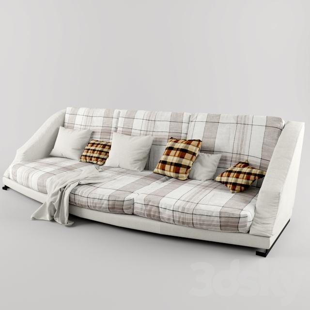 3d models sofa divan nor sofa for Divan furniture models