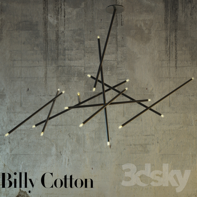 3d models ceiling light lamp billy cotton lamp billy cotton aloadofball Choice Image