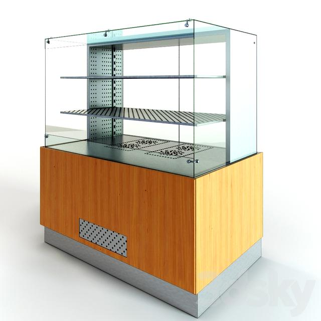 Refrigerated Display Gastrotehnika