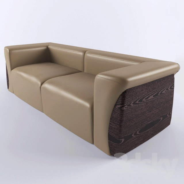 3d Models Sofa Mercedes Benz Sofa