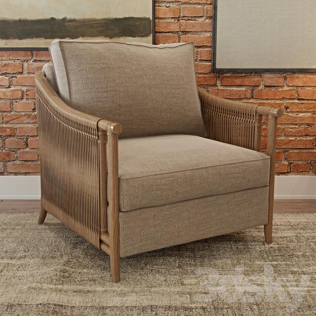 McGuire Jolie Lounge Chair