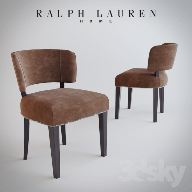 Superbe 3d Models: Table + Chair   RALPH LAUREN HOME   CLIFF HOUSE DINING TABLE /  CHAIR