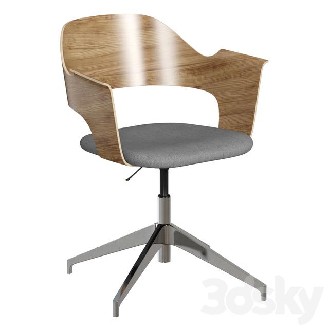 3d Models Office Furniture Ikea Fjallberget Conference