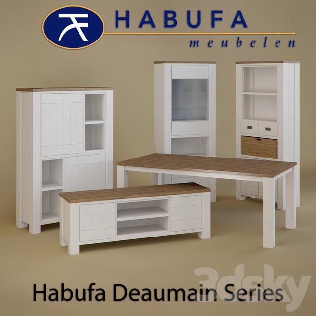 Beau A Set Of Furniture Habufa Deaumain