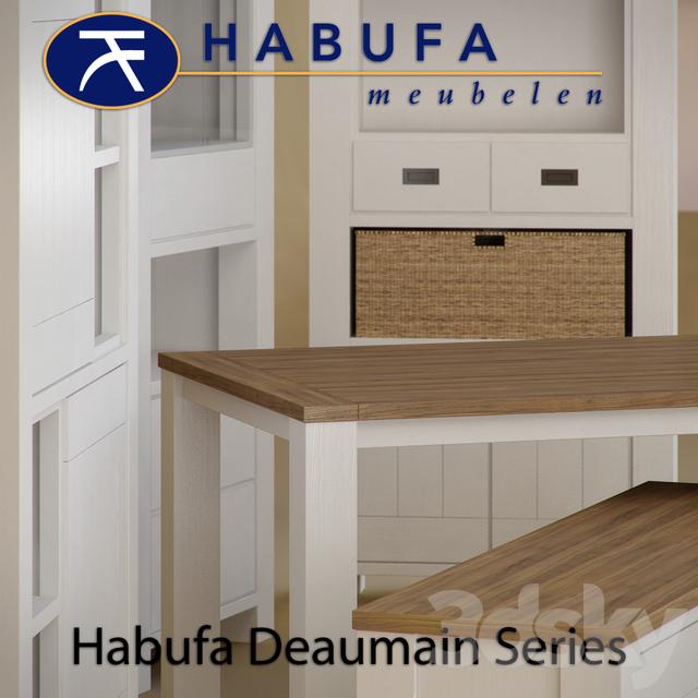 Beau 3d Models: Sideboard U0026 Chest Of Drawer   A Set Of Furniture Habufa Deaumain