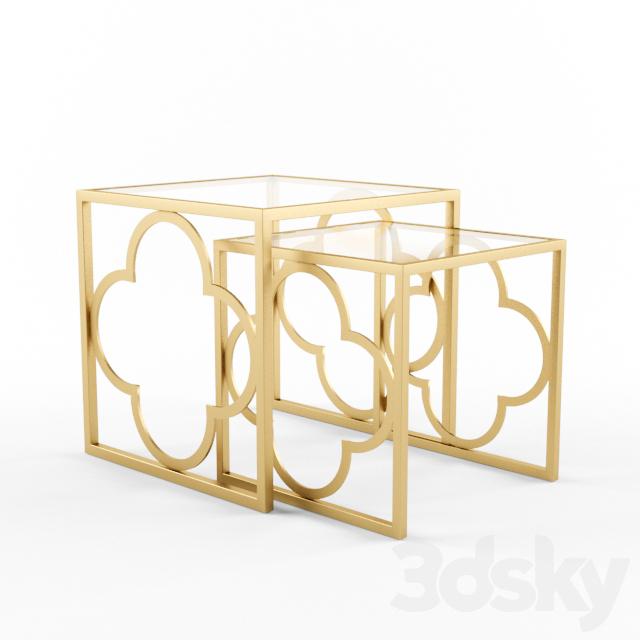 JULIAN CHICHESTER Ava Nest Of Tables