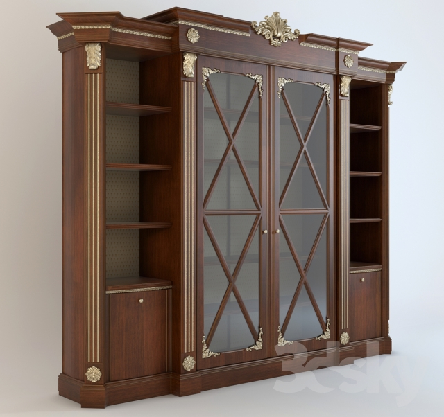 Mekran Palais Royal bookcase