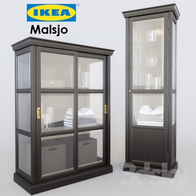 3d Models Wardrobe Amp Display Cabinets Malsj 246