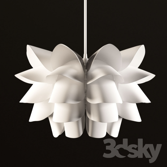 knappa ikea - Suspension Origami Ikea