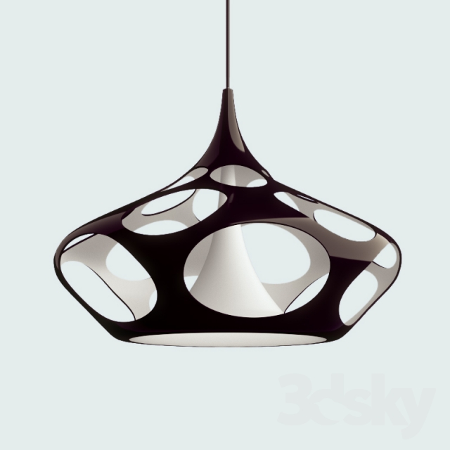 Models Ceiling Light E Lamp By Karim Rashid