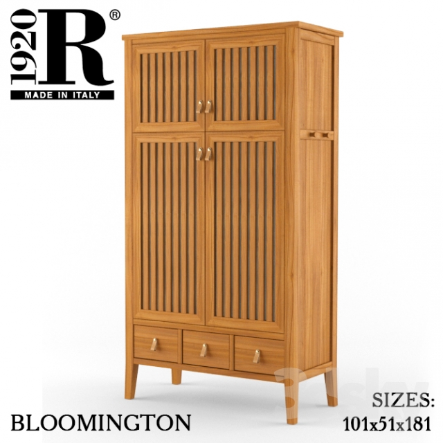 Wardrobe Riva 1920 Bloomington
