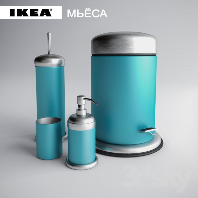 3d models bathroom accessories decor ikea bathrooms mj sa for 3d bathroom decor