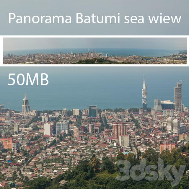 Batumi sea