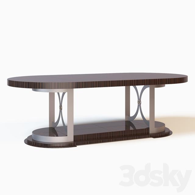 3d models Table Dining table Aragona Vittoria Frigerio  : 47030156bc6bfaed109 from 3dsky.org size 640 x 640 jpeg 75kB