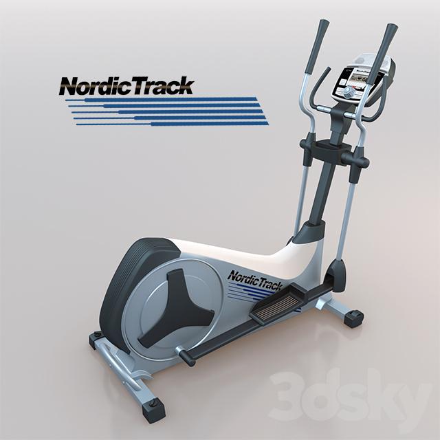 Elliptical Nordic Track To