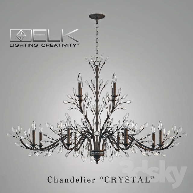 Elk Lighting Crystal