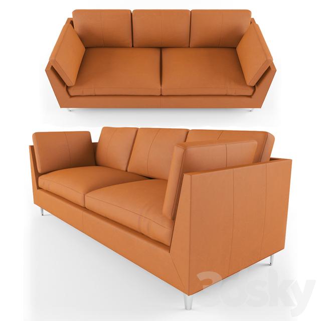 3d models sofa stockholm ikea. Black Bedroom Furniture Sets. Home Design Ideas