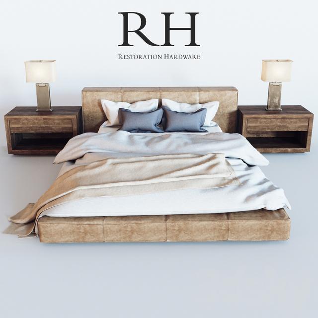 3d models  bed