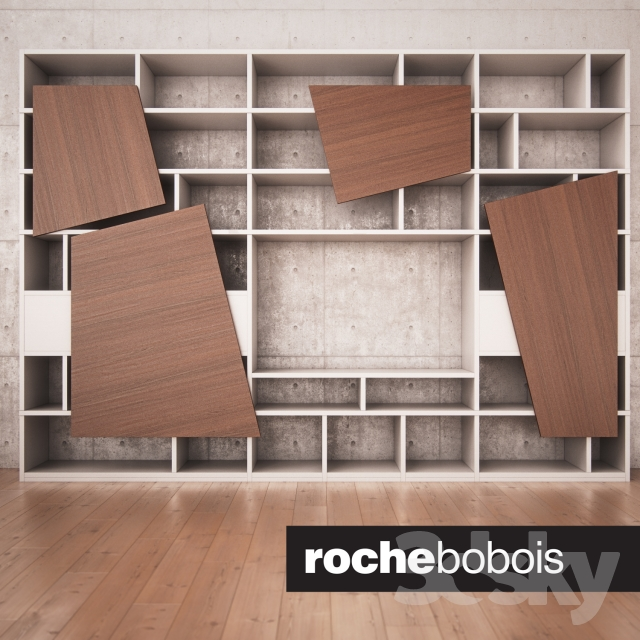 3d models: Other - Roche bobois TV Latina