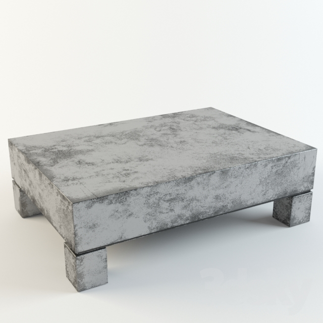 3d Models Table Coffee Table Bernhardt Estelle
