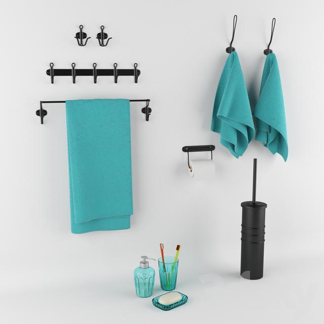Accessories For Ikea Bathroom SvartsjÖn Series SvartshЁn