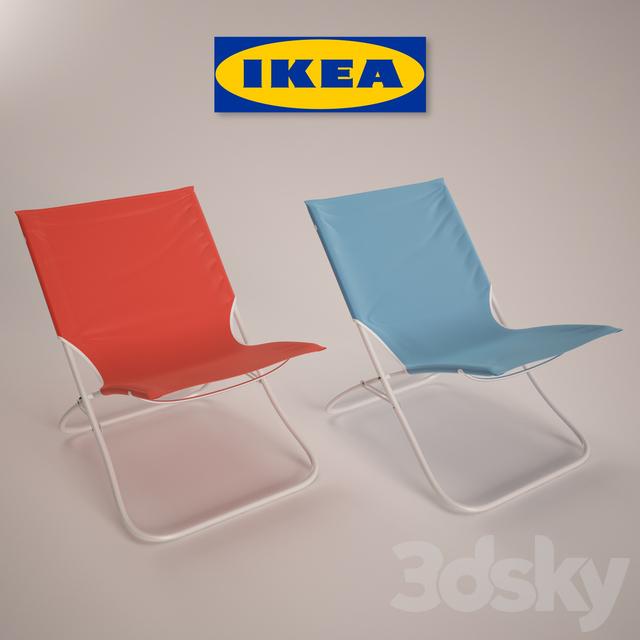 Beach chair IKEA Home & 3d models: Chair - Beach chair IKEA Home
