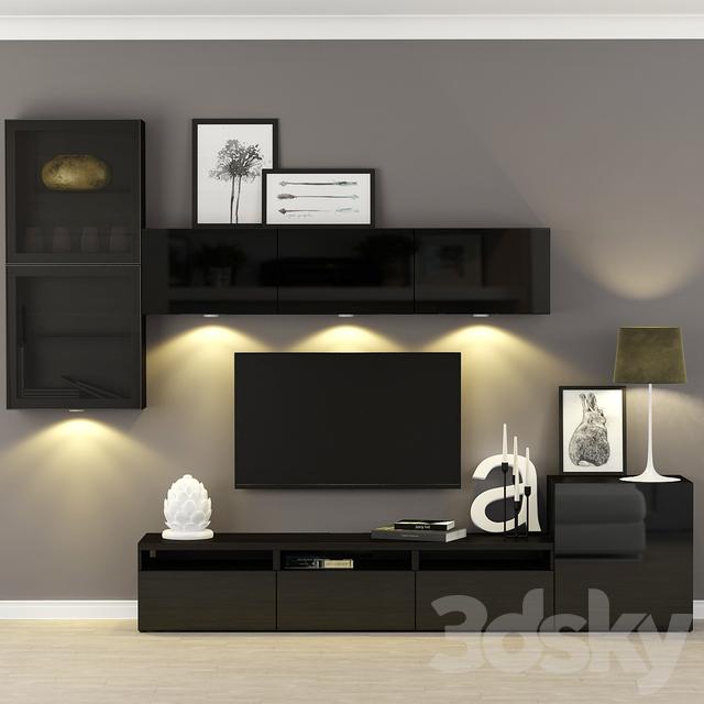 Genial Furniture For TV U0026amp; Multimedia Ikea BESTO / Besta