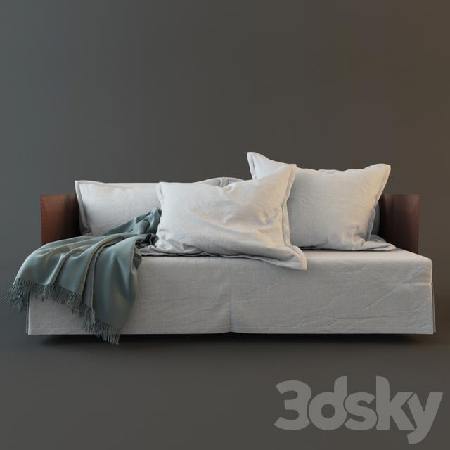 Astounding 3D Models Sofa Sofa Bed Eden Flexform Pdpeps Interior Chair Design Pdpepsorg