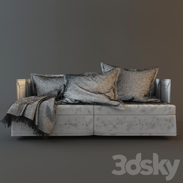 Groovy 3D Models Sofa Sofa Bed Eden Flexform Pdpeps Interior Chair Design Pdpepsorg
