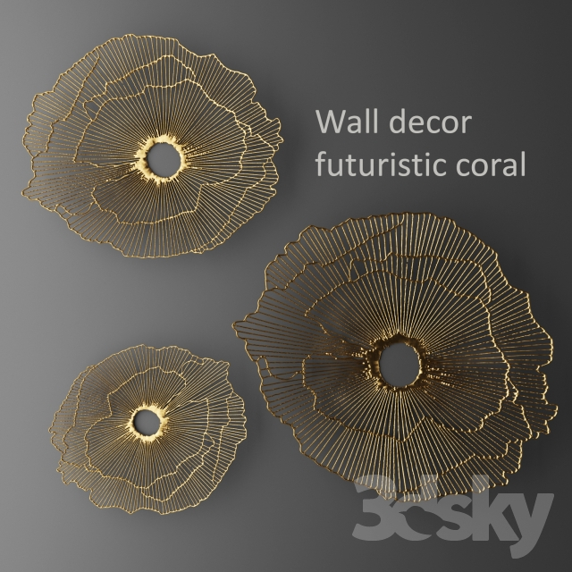 3d Models Other Decorative Objects Wall Decor