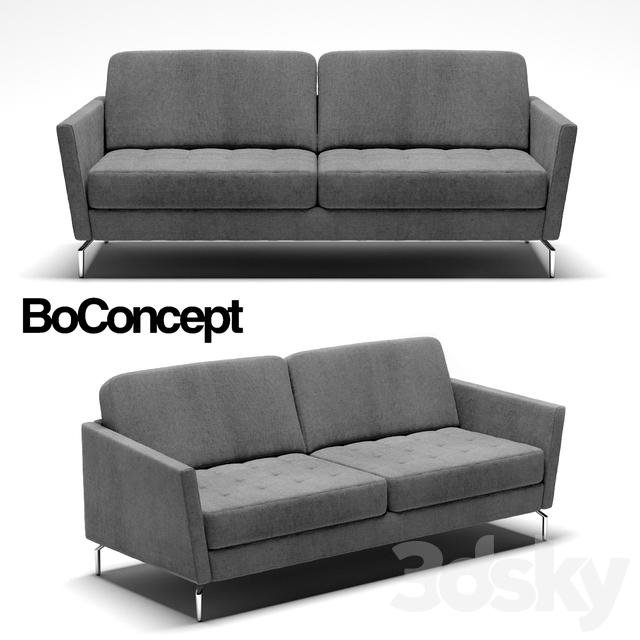 3d models sofa sofa boconcept osaka