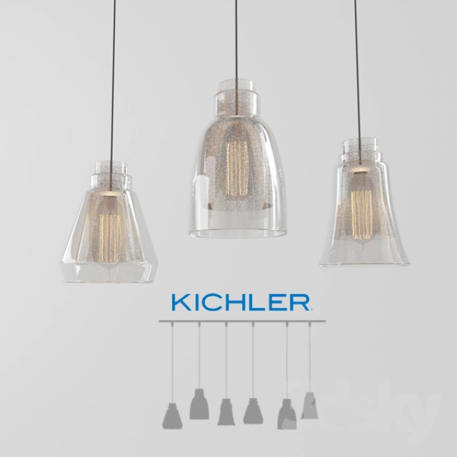 Kichler Evie 6 Light Chandelier