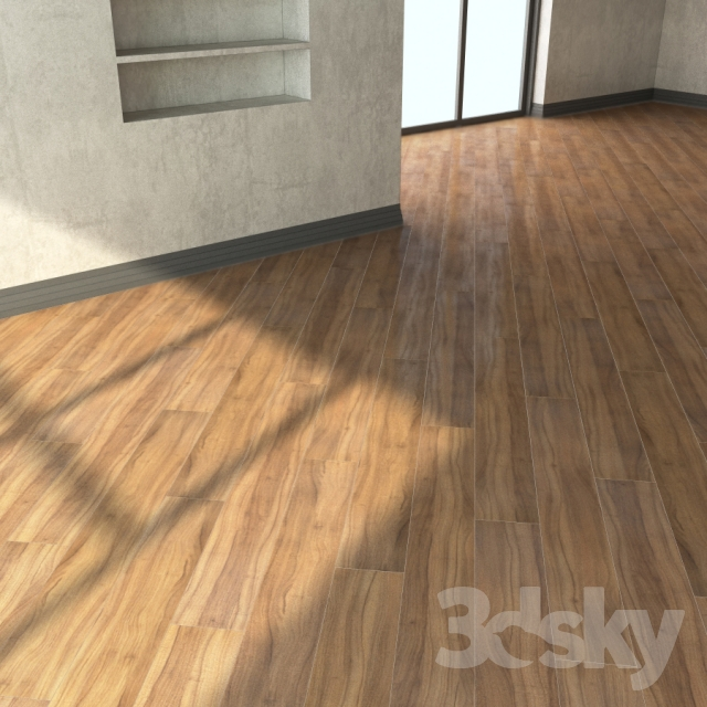 3d Models Wood Laminate Flooring With High Resolution