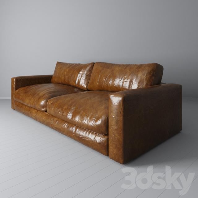 3d Models Sofa Nella Vetrina Sofa Billy