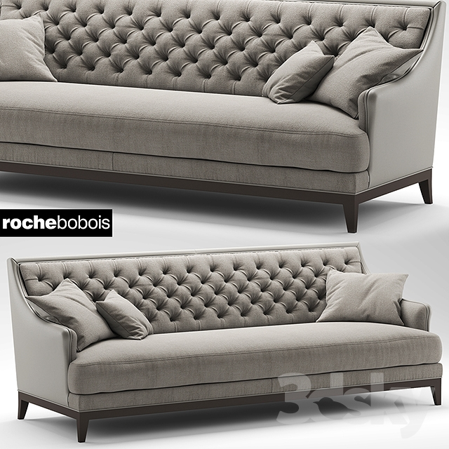 3d models sofa sofa sofa fauteuil epoq roche bobois. Black Bedroom Furniture Sets. Home Design Ideas