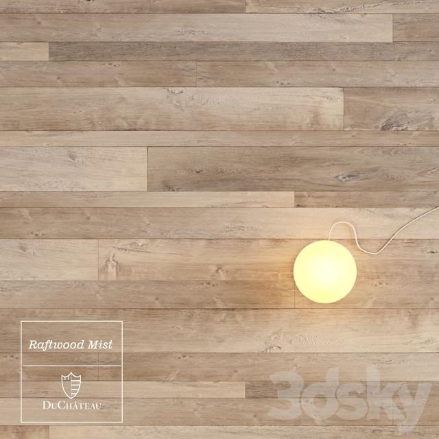 3d Models Wood Raftwood Mist Wooden Floor By Duchateau