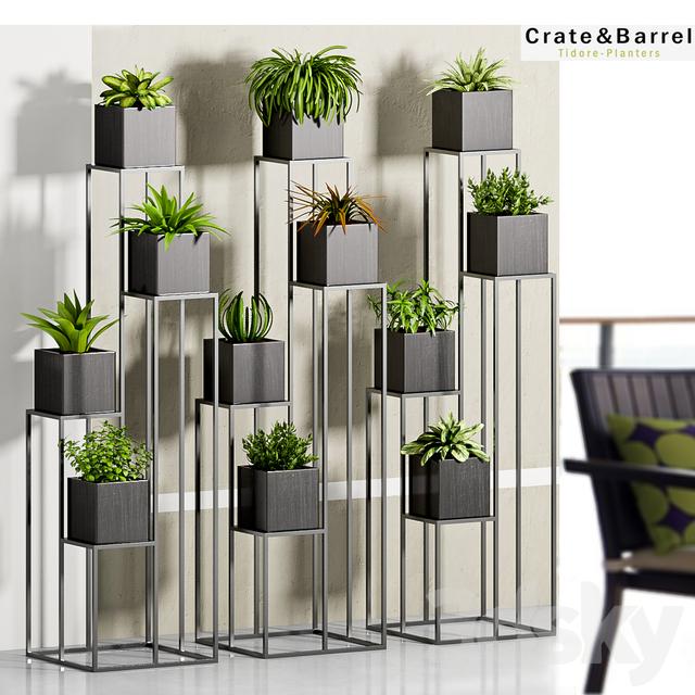 3d models plant plant 33 - Indoor plant stands for multiple plants ...