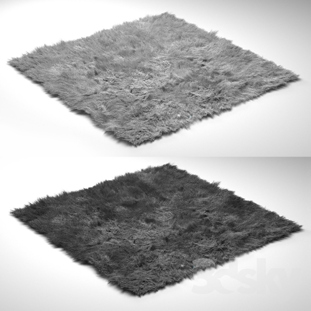3d Models: Carpets
