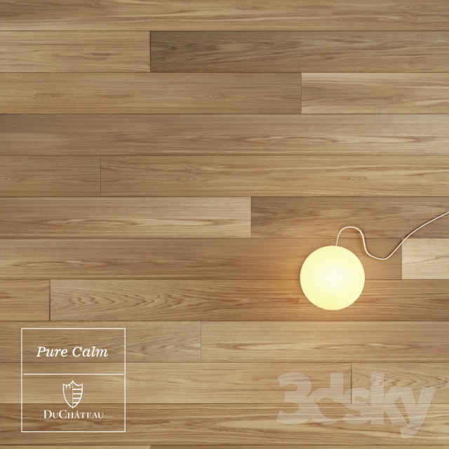 3d Models Wood Pure Calm Wooden Floor By Duchateau