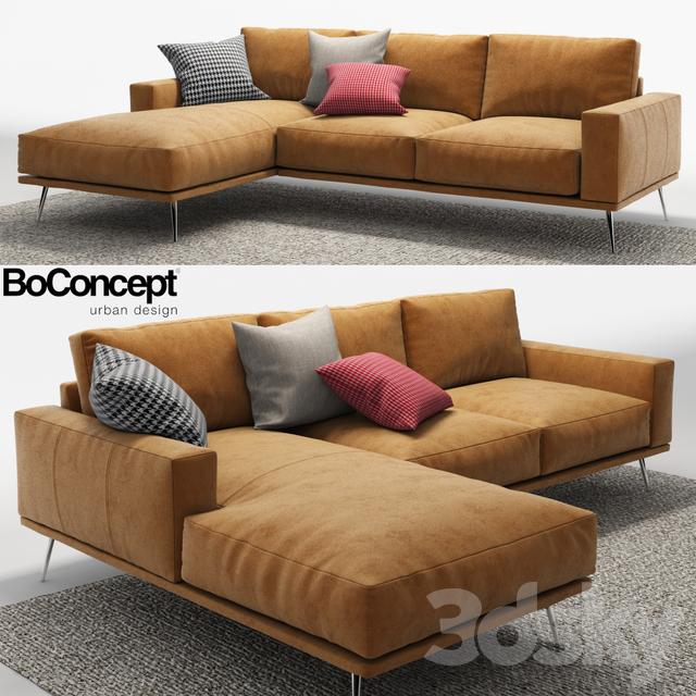 Sofa Boconcept 3d models sofa corner sofa boconcept