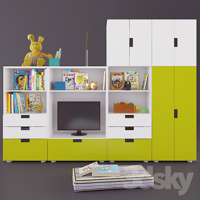 Children's furniture and accessories