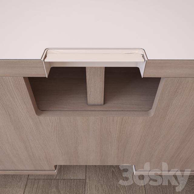 3d models sideboard chest of drawer best ikea best cabinet for tv. Black Bedroom Furniture Sets. Home Design Ideas