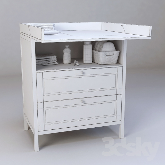 Ikea sundvik changing table sundvik changing table chest ikea home ikea sundvik changing - Changing table for small spaces gallery ...