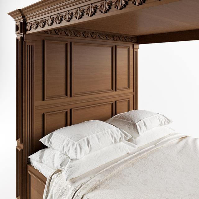 D Models Bed Bed Clive Christian - Clive christian bedroom furniture
