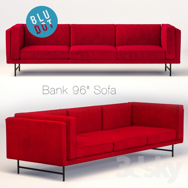 Blue Dot Bank 69 SOFA